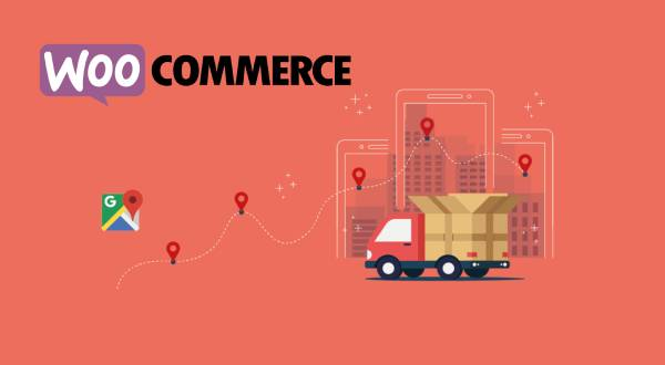 WooCommerce Map Delivery Area